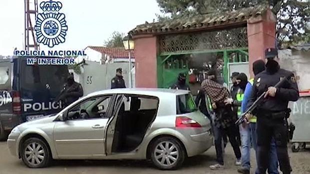 Detención de un yiihadista al que había pedido que atentara en Madrid