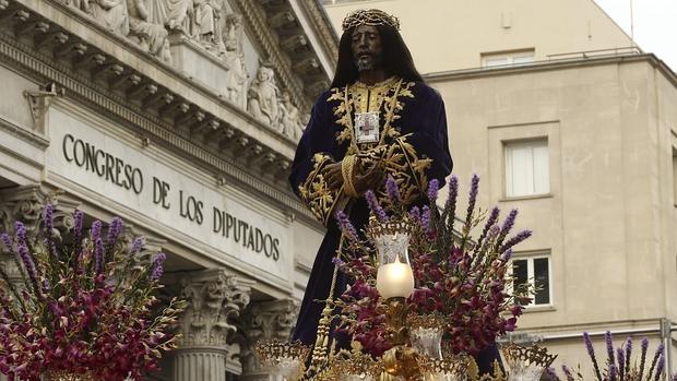 Resultado de imagen de cristo de medinaceli madrid
