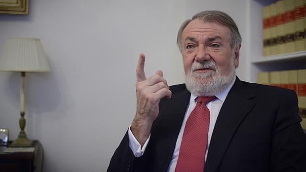 El exministro del Interior, Jaime Mayor