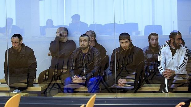 La primera célula yihadista juzgada en España por reclutar terroristas, en marzo de 2015