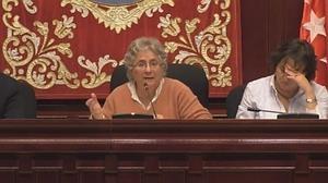 La concejal de Ahora Madrid en Tetuán denuncia dos amenazas de muerte