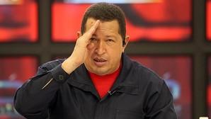 El fallecido presidente de Venezuela Hugo Chávez