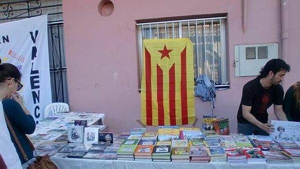 Imagen del acto celebrado en Montaverner (Valencia) el pasado fin de semana
