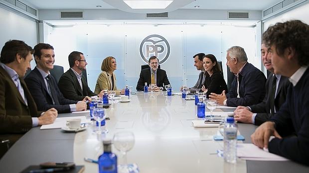 El pp no se mover hasta que el psoe deje claro que acepta for Direccion madrid espana
