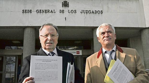 La Audiencia Nacional investiga a Ausbanc y a Manos Limpias por extorsión
