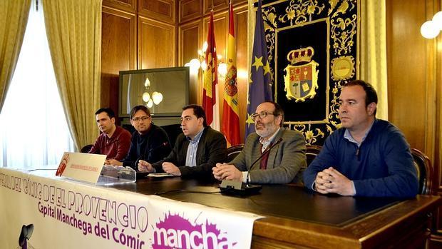 La presentación de la feria ha tenido lugar en la Diputación de Cuenca