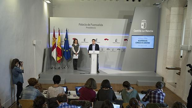 Nueva sala de prensa del gobierno regional for Sala 0 palacio de la prensa