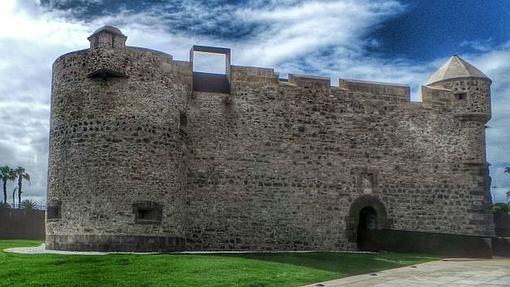 Se trata de la fortaleza más antigua de Gran Canaria