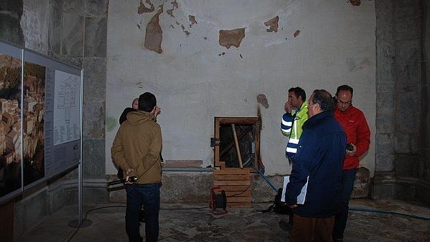 La catedral de cuenca tiene un gran problema - Tratamiento de humedades en paredes ...