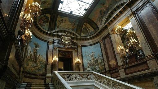 Palacio de Linares, sede de la Casa de América
