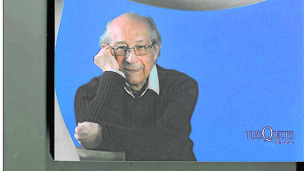 Corredor-Matheos, en la portada de su libro