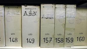 Exigen a la Generalitat que devuelva 400.000 documentos de Salamanca que retiene «ilegalmente»