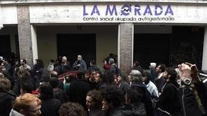 El Ayuntamiento prevé dar un espacio a los okupas desalojados de La Morada