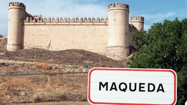 El castillo de Maqueda está en venta