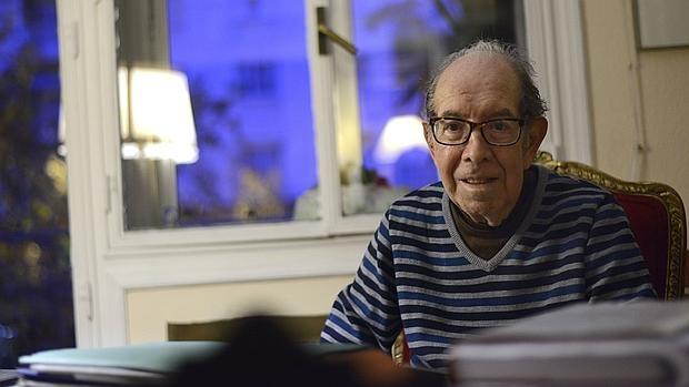 Luis González Seara, en una entrevista con ABC el pasado mes de diciembre