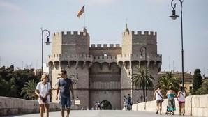 Solo el 3,4% de los valencianos apoya el independentismo