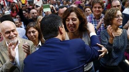 Irene Lozano renuncia a repetir en las listas del PSOE