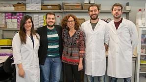 El equipo que participa en la investigación