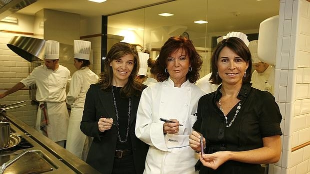 Fallece mey hofmann fundadora de la escuela de cocina - Escuela cocina barcelona ...
