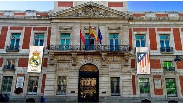 La Sede De La Comunidad De Madrid Celebra La Final De La