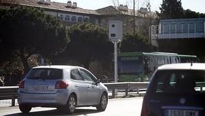 Madrid pone cuatro multas de tráfico cada minuto