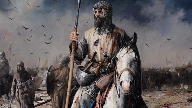 Los bocetos de la historia militar española