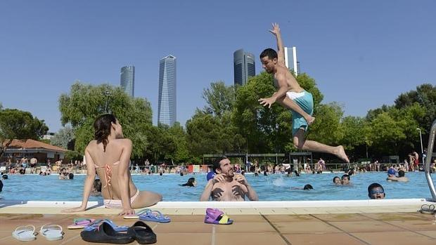 consulta en el mapa tu piscina ms cercana en madrid