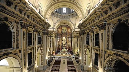 Real colegiata de san isidro concilio madrile o en la for Ministerio del interior san isidro