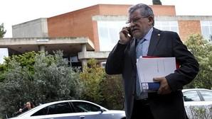 Ángel Felpeto, la pasada semana