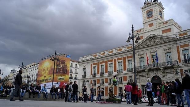 Ahora Madrid Mover Las Estatuas De Sol En Su Plan De