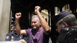 Iglesias apoya que Diego Cañamero encabece la lista al Congreso de Unidos Podemos