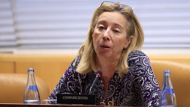 Carmen Plata ostentó el cargo de directora gerente de la Fundación Arpegio