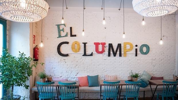 Imagen de uno de los espacios de El Columpio, en Chamberí