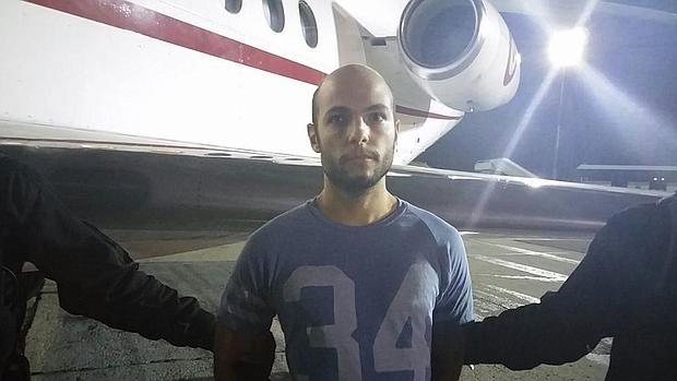 Sergio Morate, único imputado por el doble crimen de Cuenca del pasado mes de agosto