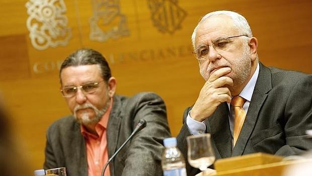 Juan Cotino, en una imagen de archivo