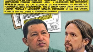La Asamblea de Venezuela citará a Podemos por los pagos de Chávez