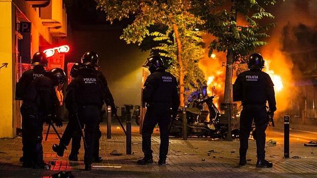 Agentes en Gràcia