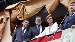 Rajoy ataca a los ayuntamientos «que paralizan obra pública»