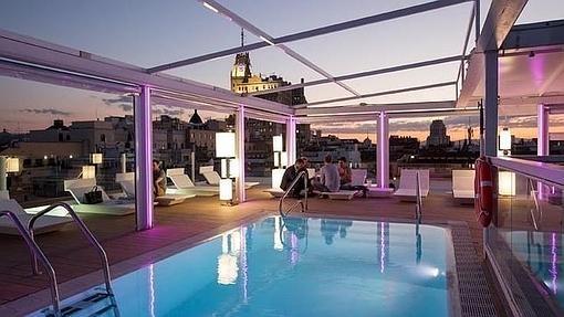 As son las mejores piscinas de madrid en azoteas en for Piscinas azoteas madrid
