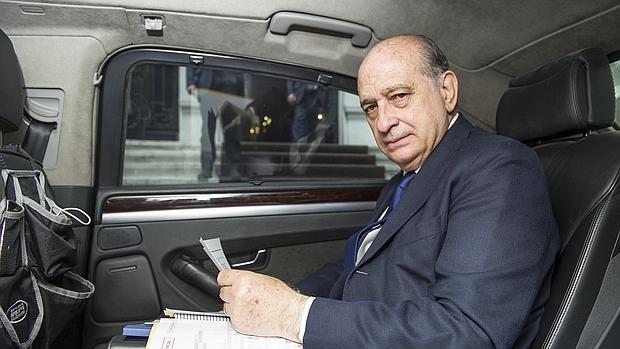 Jorge fern ndez d az espa a ha tenido que rechazar a for Ministro del interior espana 2016
