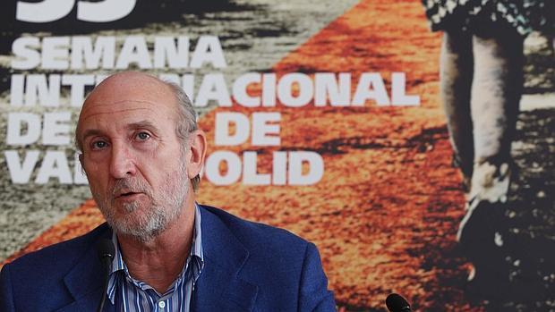 Javier Angulo en una imagen de archivo