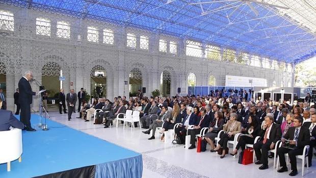 Margallo inaugura en alicante una cumbre mundial diplom tica con un premio nobel - Casa del mar alicante ...