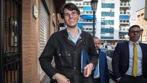 El asesor del PP de Valencia Luis Salom
