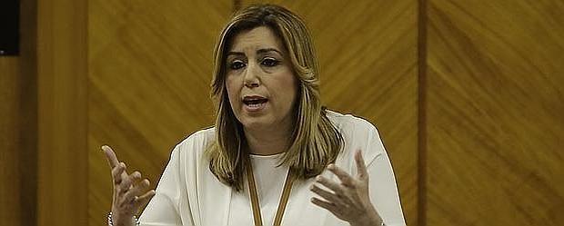 Díaz comparece en la comisión de investigación sobre los cursos