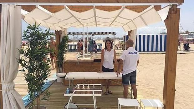local masaje flaco cerca de Valencia