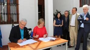 Ribó firma otro convenio del Cabanyal siete meses después de anunciar que empezaba la rehabilitación
