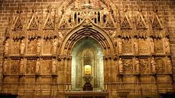 Cáliz de la catedral de Valencia