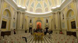 Sacristía de los Caballeros, donde tendrá lugar el concierto