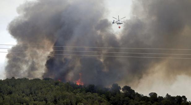 Hemeroteca: Otro incendio forestal en Vallanca reaviva la pesadilla en Valencia   Autor del artículo: Finanzas.com