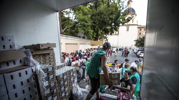 Hemeroteca: El Banco de Acción Solidaria cierra por la retirada de la ayuda de Ribó | Autor del artículo: Finanzas.com
